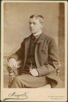 Image of Scandinavian American Portrait collection - David S. Fridlund