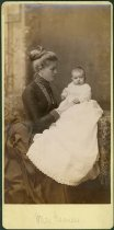 Image of Scandinavian American Portrait collection - Tant Fridlund and Conrad Emil Lindberg