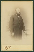 Image of Scandinavian American Portrait collection - Reverend Carl Otto Granere