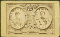 Image of Scandinavian American Portrait collection - Crown Prince Gustaf V of Sweden and Princess Victoria of Sweden