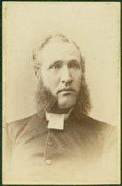 Image of Scandinavian American Portrait collection - Reverend Gustaf Oscar Gustafson