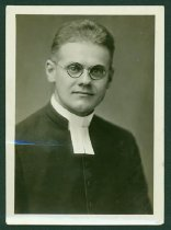 Image of Scandinavian American Portrait collection - Reverend Paul Joel Augustus Gustafson