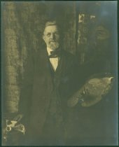 Image of Rev. Charles August Hallberg