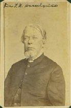 Image of Scandinavian American Portrait collection - Reverend Tufve Nilson Hasselquist
