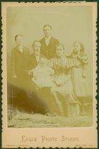 Image of Scandinavian American Portrait collection - Hemborg family
