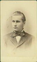 Image of Scandinavian American Portrait collection - Reverend Jacob Johansson Hoikka