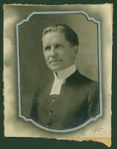 Image of Scandinavian American Portrait collection - Reverend Adolf Hult
