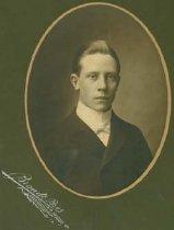 Image of Scandinavian American Portrait collection - Reverend Axel Cornelius Anderson