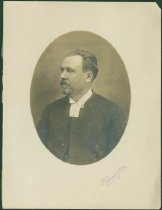 Image of Scandinavian American Portrait collection - Reverend Fritz Jacobson