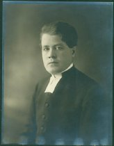 Image of Scandinavian American Portrait collection - Reverend John Herman Johnson