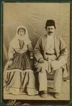 Image of Scandinavian American Portrait collection - Reverend Moratkhan and Sara Knanishu