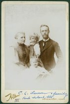 Image of Scandinavian American Portrait collection - Larson family