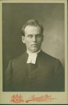 Image of Scandinavian American Portrait collection - Reverend Joseph Alfred Anderson