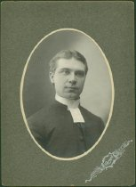 Image of Scandinavian American Portrait collection - Reverend Julius Lincoln