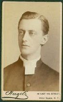 Image of Scandinavian American Portrait collection - Reverend Conrad Emil Lindberg