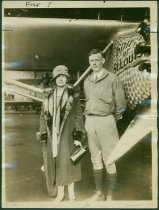 Image of Scandinavian American Portrait collection - Charles Lindbergh