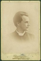 Image of Scandinavian American Portrait collection - Reverend Peter Mathias Lindberg
