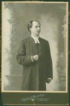 Image of Scandinavian American Portrait collection - Reverend Peter Mathias Lindberg