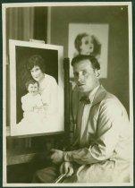Image of Scandinavian American Portrait collection - Eric Lindblom