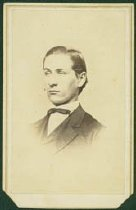 Image of Scandinavian American Portrait collection - Reverend Carl Oscar Lindell