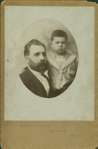 Image of Scandinavian American Portrait collection - Linder family