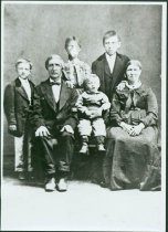 Image of Scandinavian American Portrait collection - Lindstrom family