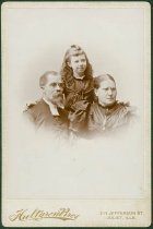 Image of Scandinavian American Portrait collection - Reverend Thure O. Linell
