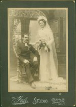 Image of Scandinavian American Portrait collection - Reverend and Mrs. Lundquist