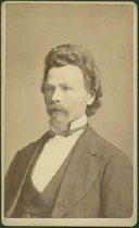 Image of Scandinavian American Portrait collection - Reverend C. J. Magnuson