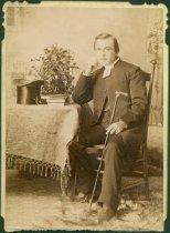Image of Scandinavian American Portrait collection - Reverend Andrew Peterson Martin
