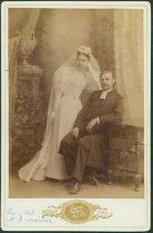Image of Scandinavian American Portrait collection - Reverend and Mrs. S. P. Miller