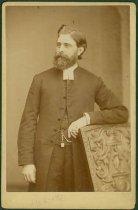 Image of Scandinavian American Portrait collection - Reverend Fredrik Nibelius