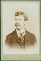 Image of Scandinavian American Portrait collection - E. W. Olson