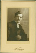 Image of Scandinavian American Portrait collection - Reverend Oscar Nels Olson