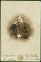 Image of Scandinavian American Portrait collection - Doctor Olof Olsson