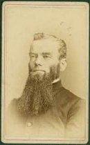 Image of Scandinavian American Portrait collection - Reverend Sven Johan Österberg