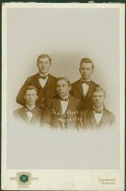 Image of Scandinavian American Portrait collection - Peale Boys