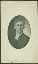 Image of Scandinavian American Portrait collection - Reverend Peter Pearson