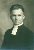 Image of Reverend Frank E. Peterson