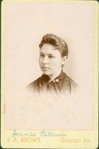 Image of Scandinavian American Portrait collection - Jennie Peterson