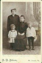 Image of Scandinavian American Portrait collection - Rabenius family