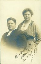 Image of Rev. Carl Henry & Esther Rask