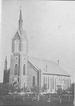 Image of Scandinavian American Portrait collection - Augustana Lutheran Church  (Andover, Ill.)