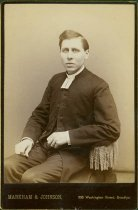 Image of Scandinavian American Portrait collection - Reverend A. R. Rodell