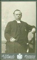 Image of Scandinavian American Portrait collection - Reverend Nils Sandblad