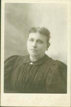 Image of Scandinavian American Portrait collection - Mrs. Sandqvist