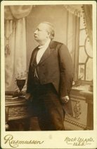 Image of Scandinavian American Portrait collection - Reverend Johan Gustaf Mauritz Stolpe