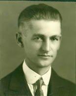 Image of Scandinavian American Portrait collection - Reverend Herbert Carl Morten Swanson