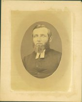 Image of Scandinavian American Portrait collection - Reverend Jonas Swenson