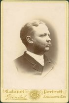 Image of Scandinavian American Portrait collection - Reverend Carl Aaron Swensson